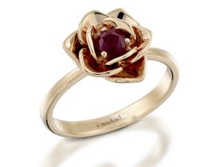 טבעות יהלומים ואבני חן r187167