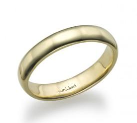 טבעות נישואין mc6117