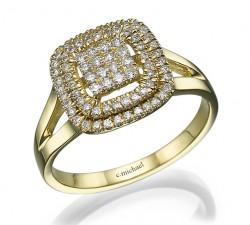 טבעות יהלומים r6051610