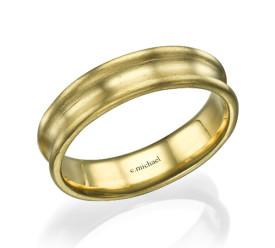טבעות נישואין mc6239