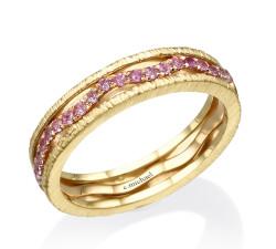 טבעות יהלומים ואבני חן r2063164