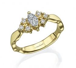 טבעות יהלומים mc7043w