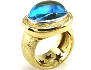 טבעות יהלומים ואבני חן